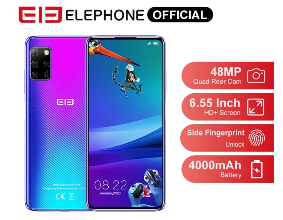 Elephone E10 Pro 8