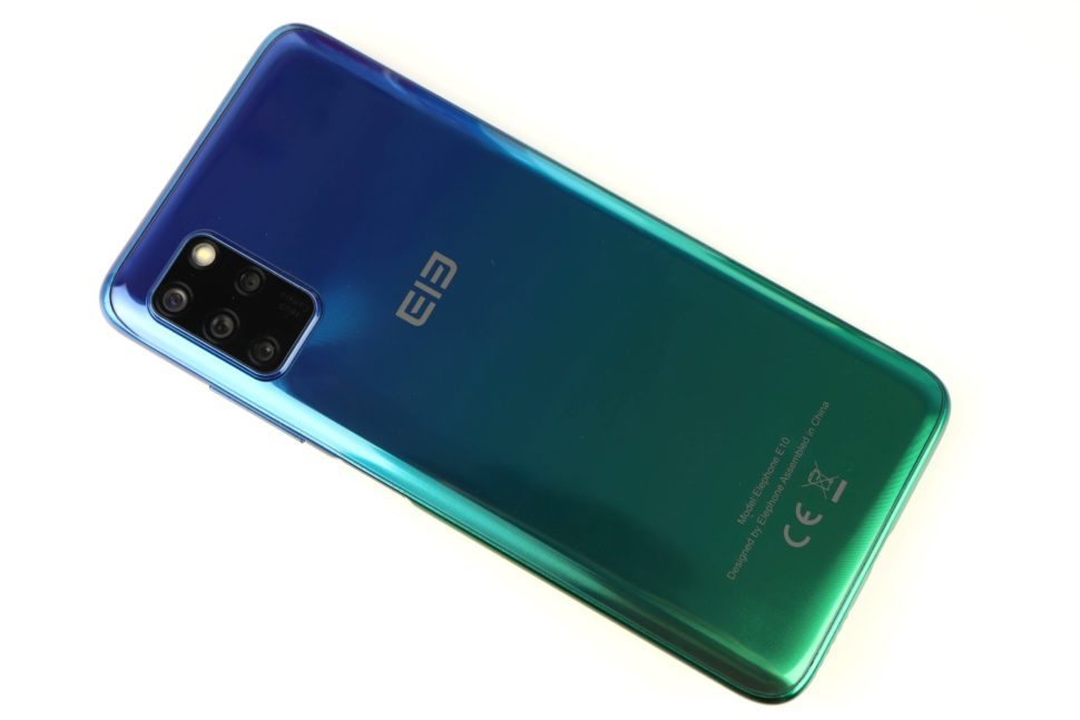 Elephone E10 Design Verarbeitung 1