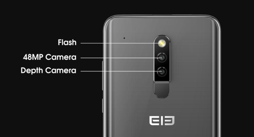 Elephone PX Pro Camera