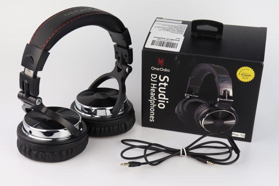 Oneaudio Pro 10 Kopfhörer 1