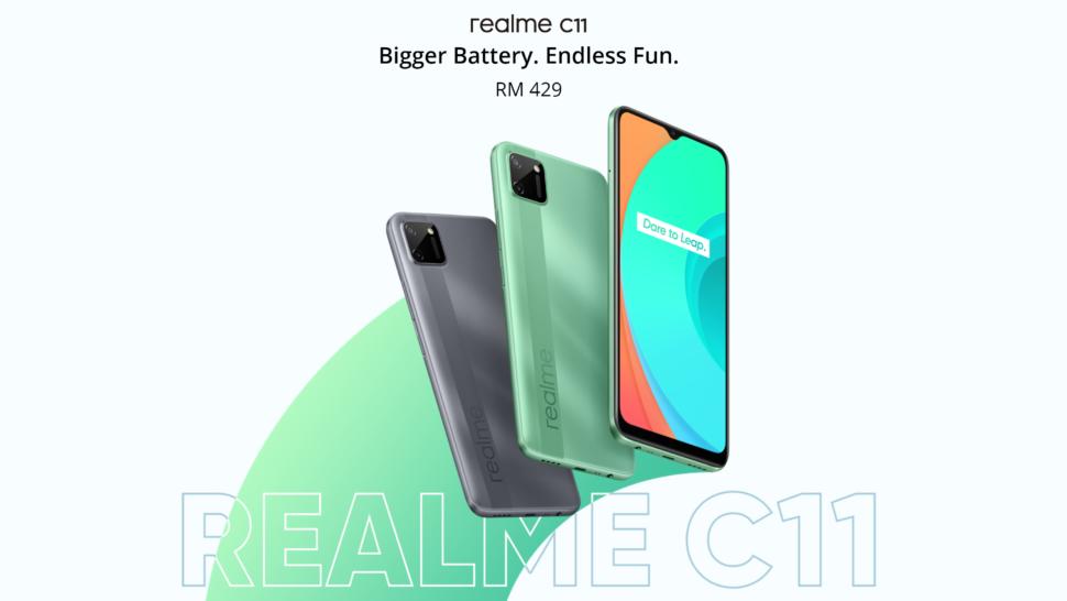 Realme C11 vorgestellt 4