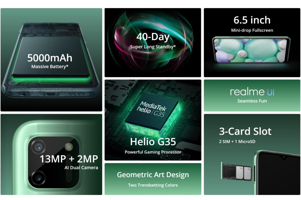 Realme C11 vorgestellt 5