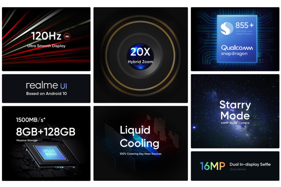 Realme X3 Indien vorgestellt 3