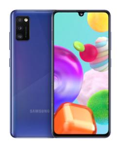 Samsung Galaxy A41 Titel Test