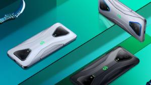 Xiaomi Black Shark 3 Testbericht Farben