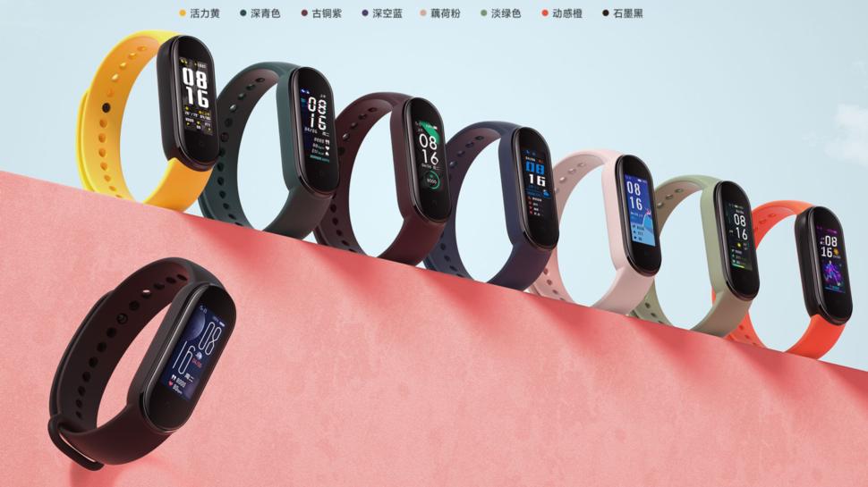 Xiaomi Mi Band 5 vorgestellt 4