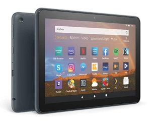 Amazon Fire HD 8 Plus 2020 Titel