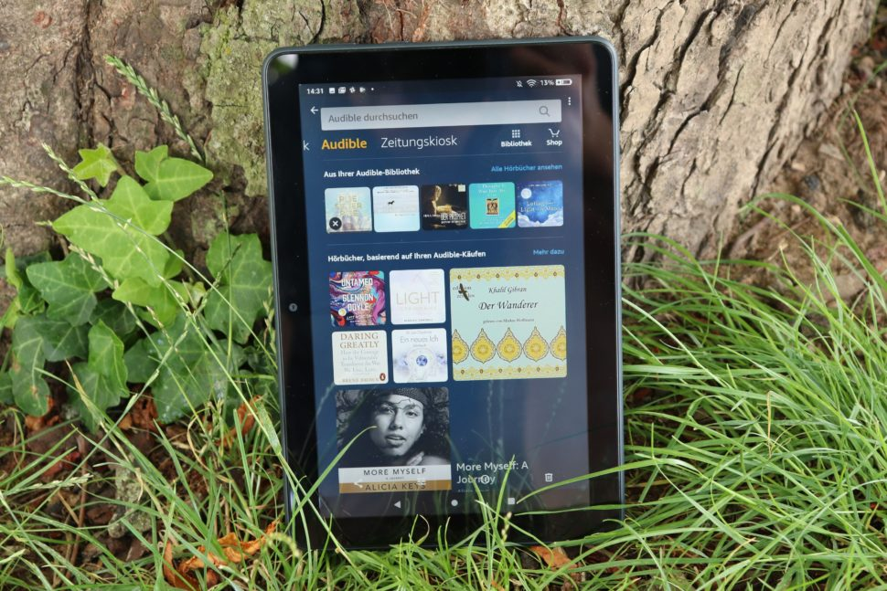 Amazon fire hd 8 plus testbericht 4