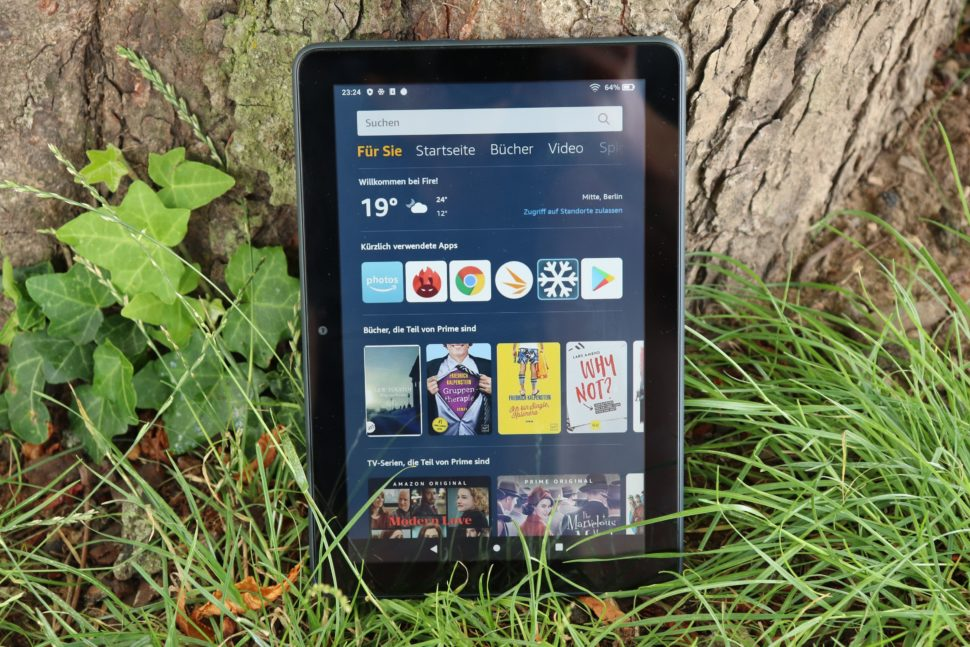 Amazon fire hd 8 plus testbericht 5