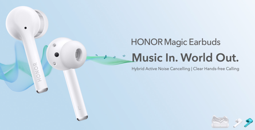 Honor Magic Earbuds Sound