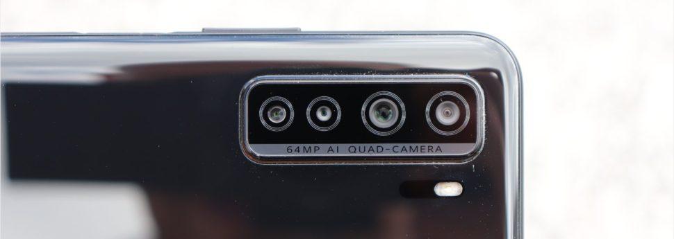 Huawei p40 lite 5g quadcam
