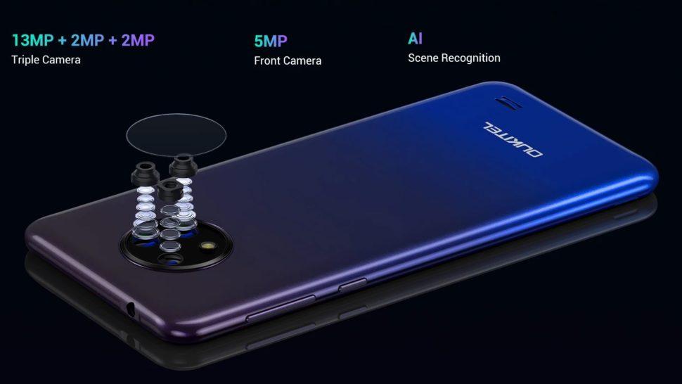 Oukitel C19 Einsteiger Smartphone 4 e1593778827390