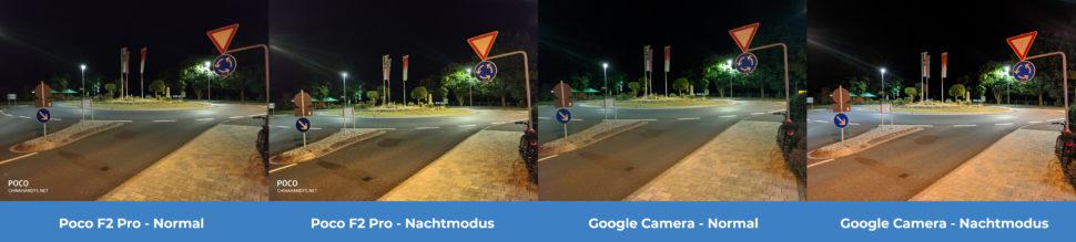 lossless Kamera Vergleich Poco F2 Pro GCam Nacht 2
