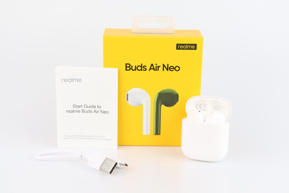 Realme Buds Air Neo Test 1