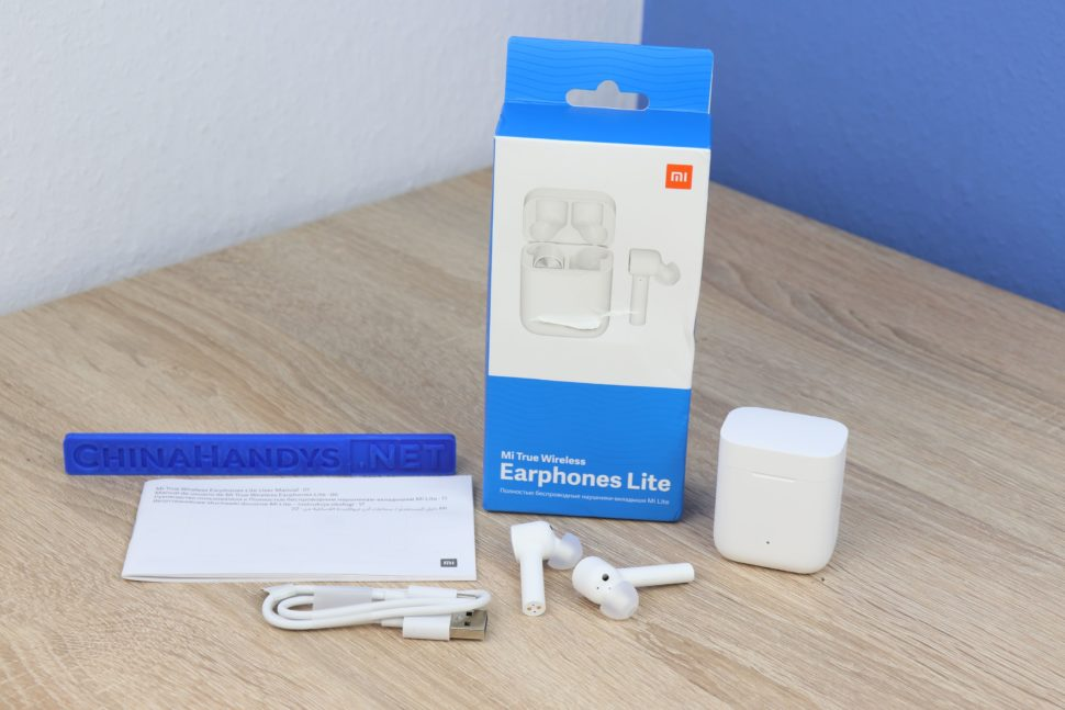 XIaomi Mi True Wireless Earphones Lite 1