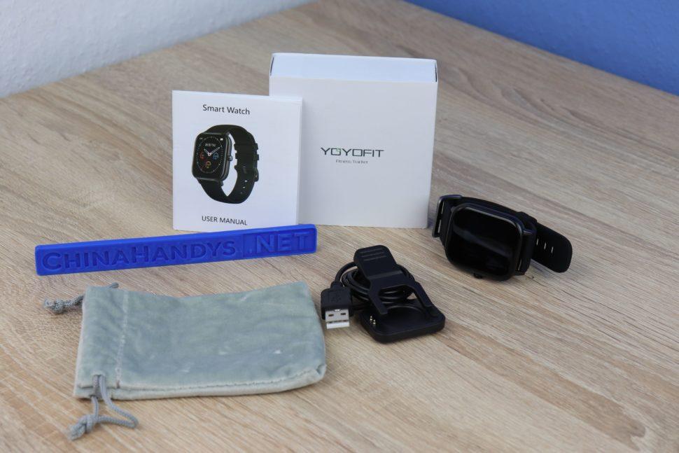MoreFit Smartwatch Test 1