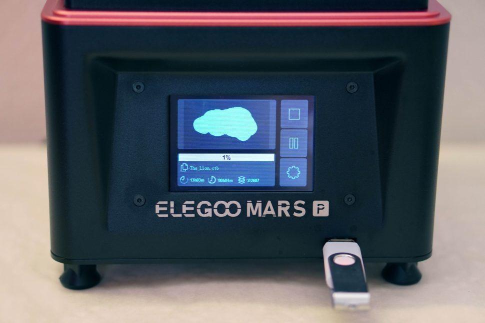 Elegoo Mars Pro Display