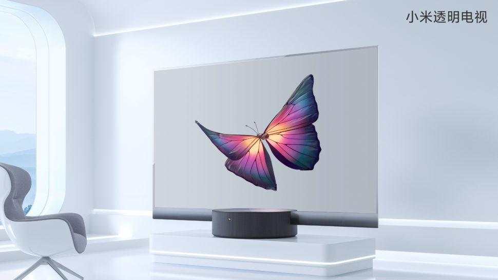 Mi TV LUX OLED Transparent Edition 04