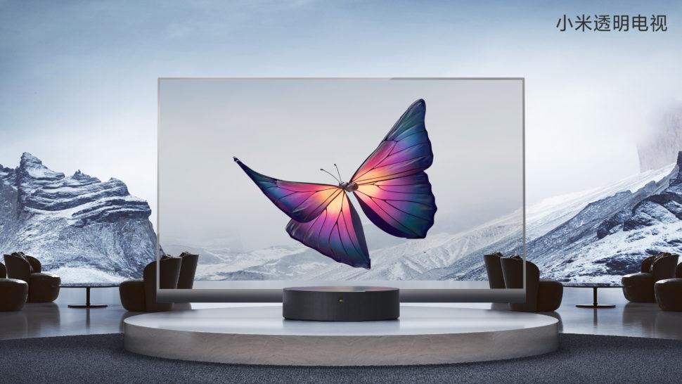 Mi TV LUX OLED Transparent Edition 09