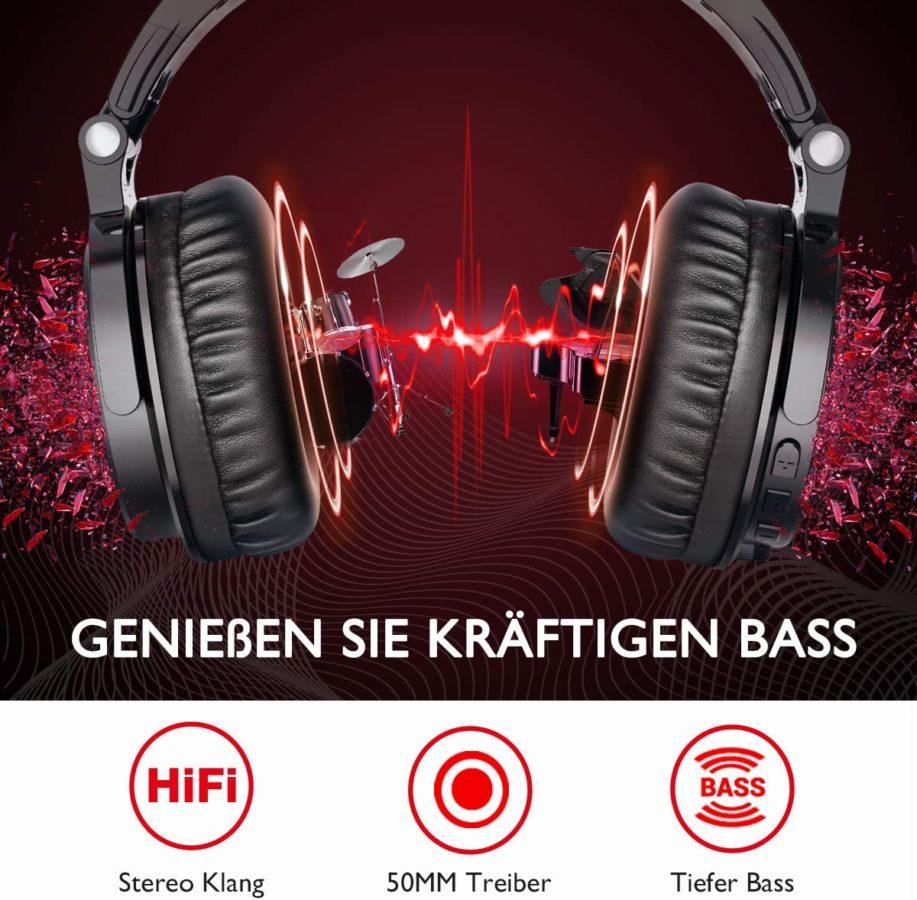 OneOdio Pro M Sound