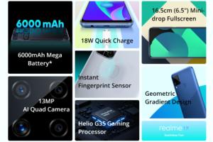 Realme C15 vorgestellt 4