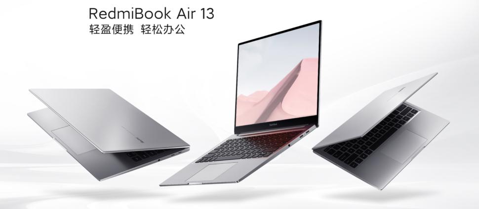 RedmiBook Air 13 vorgestellt 2