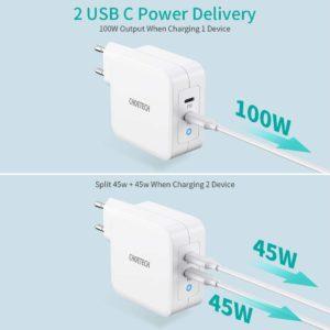 Choetech 100 Watt Netzteil Test 3