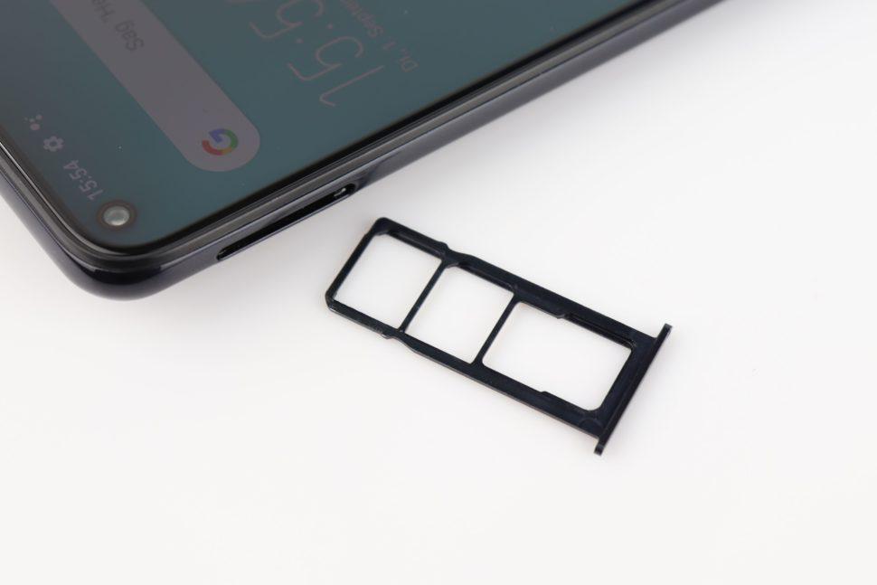 Elephone U5 SIM Netz Empfang