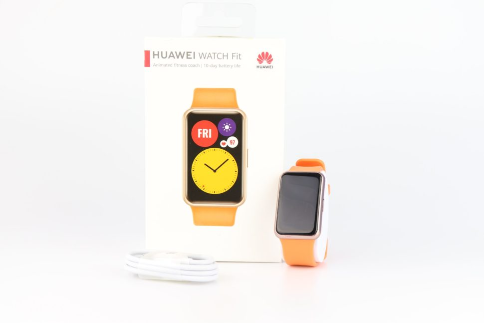 Huawei Watch Fit Test 2