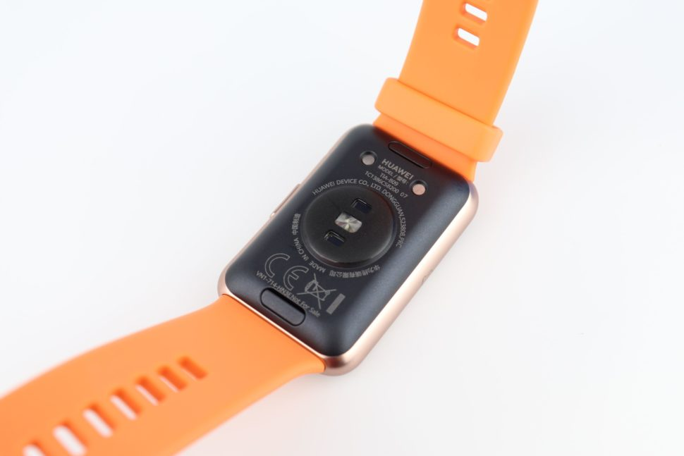 Huawei Watch Fit Test 9