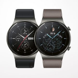 Huawei Watch GT 2 Pro Teaser