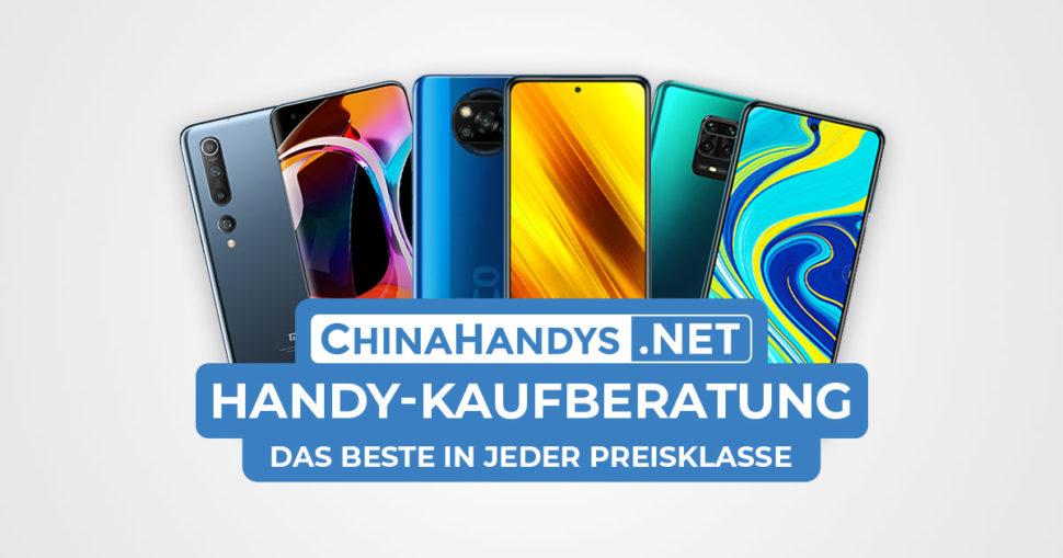 Smartphone Kaufempfehlung Banner Oktober 2020