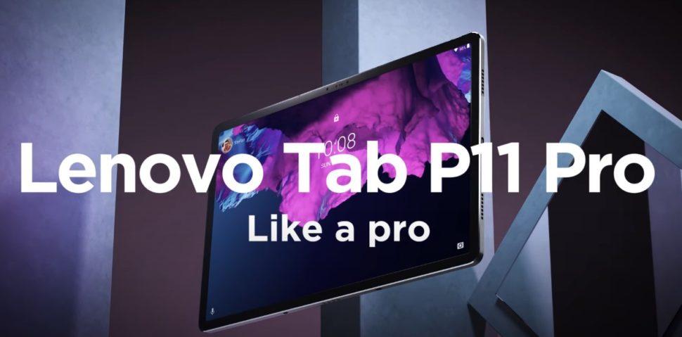 Lenovo Tab P11 Pro 3