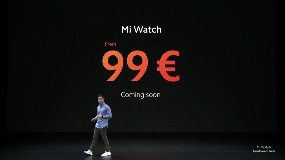 mi watch 5