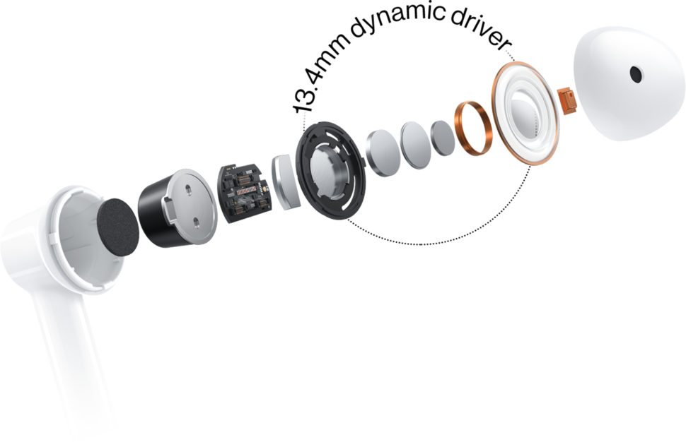 OnePlus Buds Test Driver