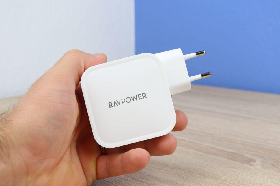 RAV Power 90 Watt Ladenetzteil Test 3