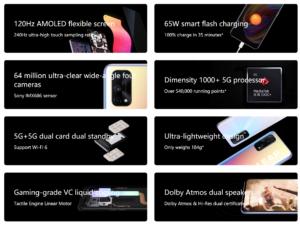 Realme X7 Pro vorgestellt 2