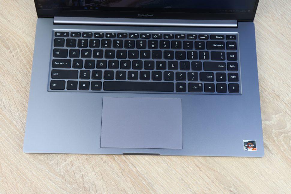 RedmiBook 16 Eingabegeräte 1