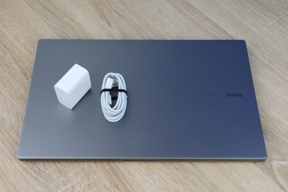 RedmiBook 16 Lieferumfang