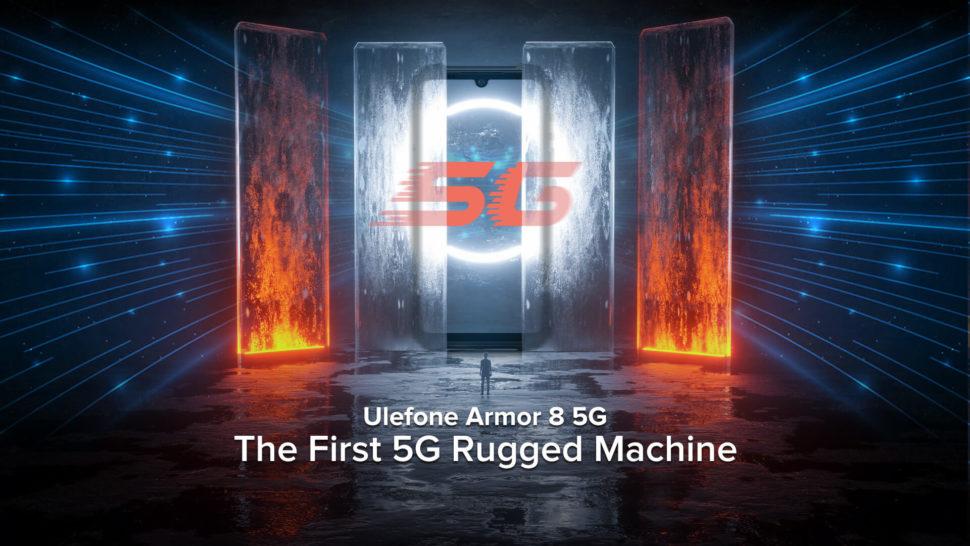 Ulefone Armor 8 5G News 2