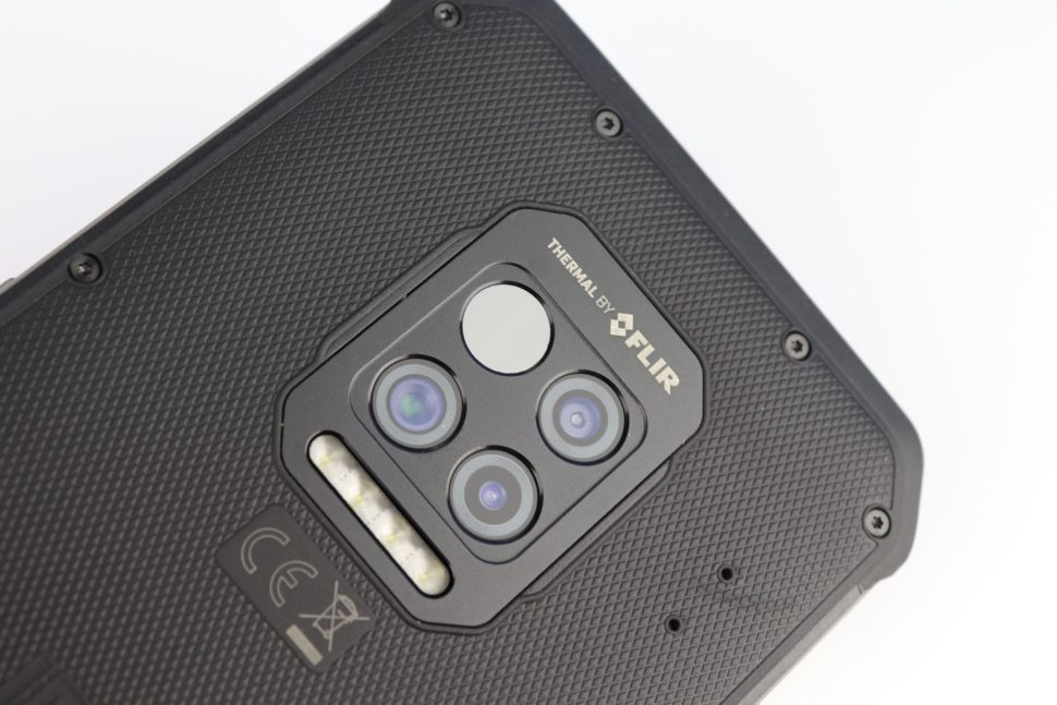 Ulefone Armor 9 Kamera und Wärmebild