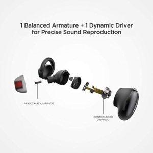 1More True Wireless ANC Test Driver