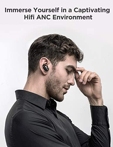 1More True Wireless ANC Test Wear