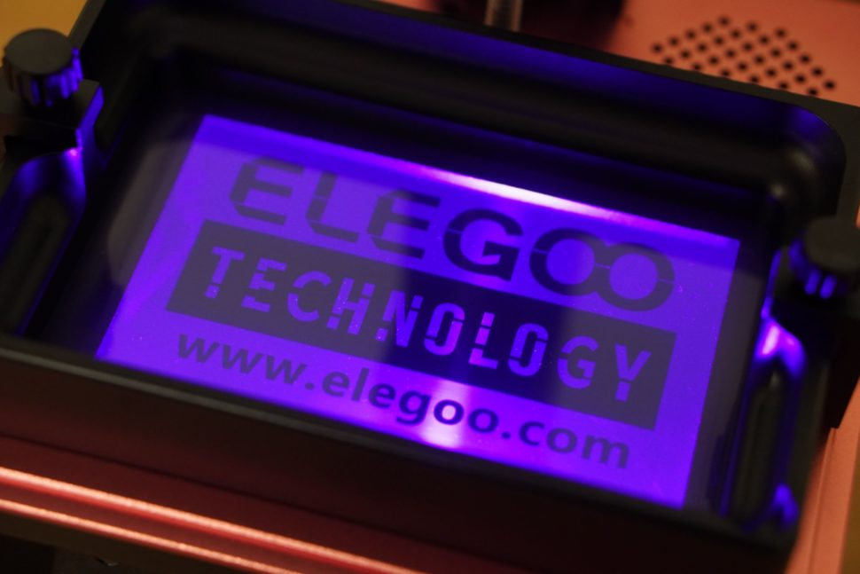 Elegoo Mars 2 Pro 12