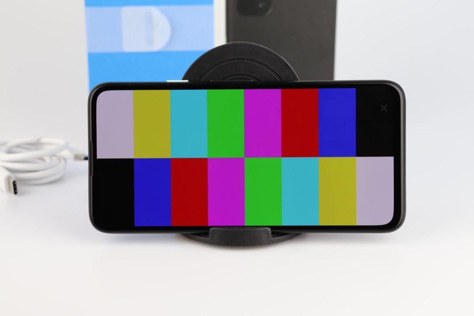 Google Pixel 4a Display 2