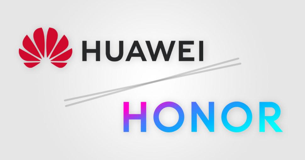 Honor Verkauf Huawei Beitragsbild