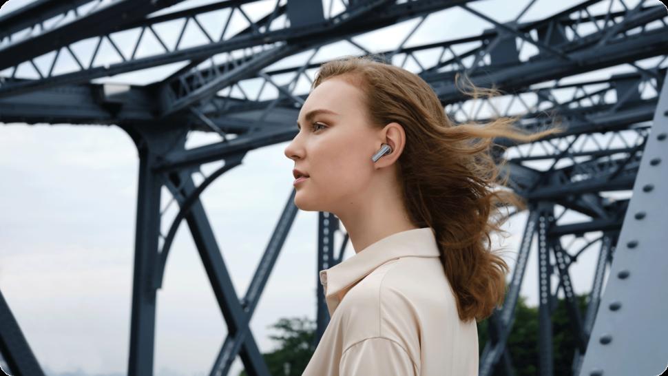 Huawei FreeBuds Pro Design Ohrhörer wear 2