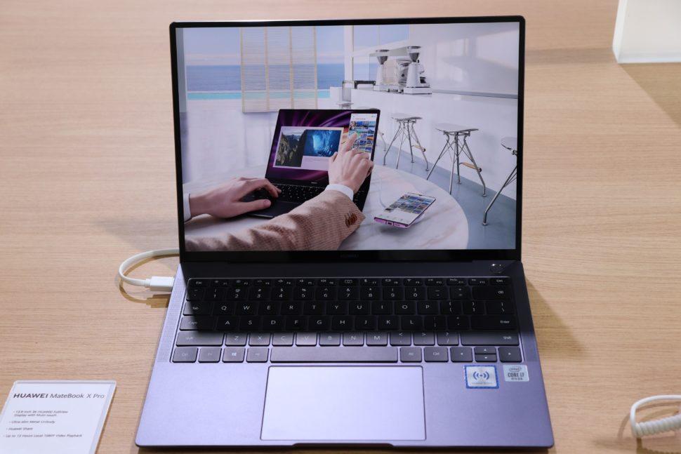 Huawei Matebook X Pro 2020 Test