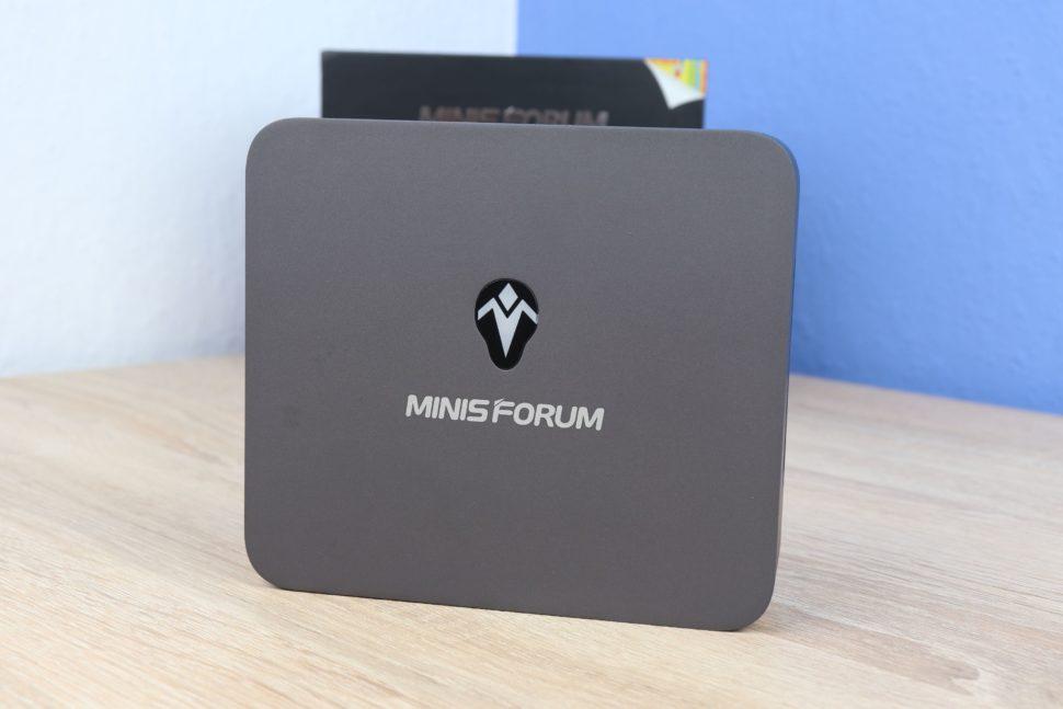 Minisforum DeskMini X35G Design 1