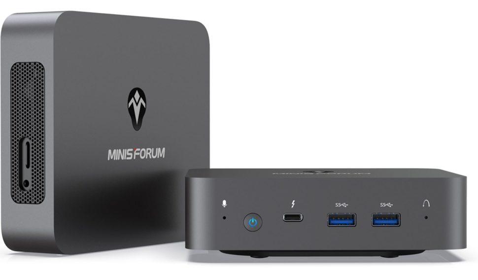 Minisforum DeskMini X35G Test